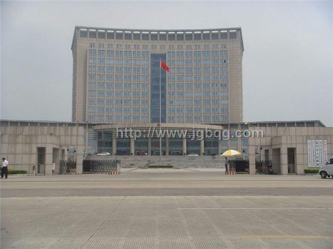 泰兴市政府旗杆工程