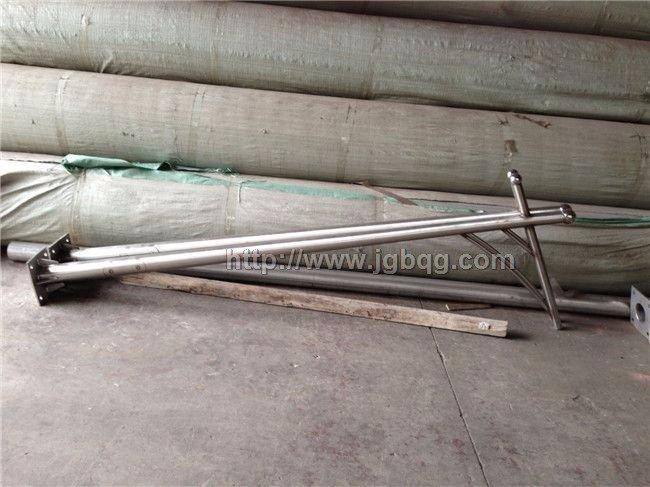 不锈钢异型管-不锈钢游乐场飞行架