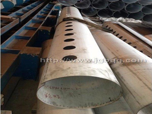 不锈钢异型管-冲压不锈钢管