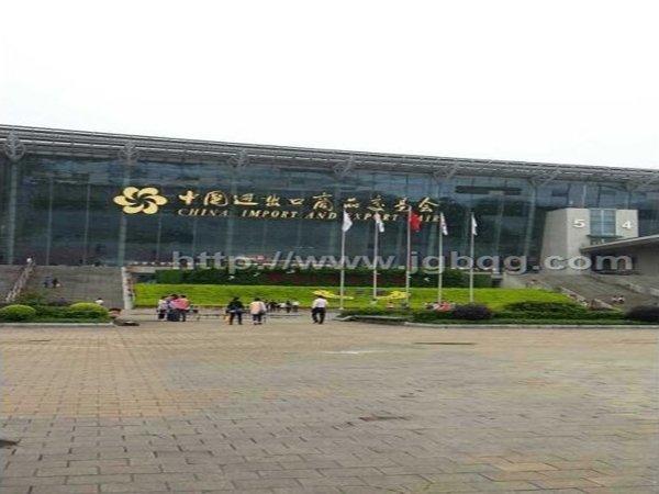 中国进出口商品会12米旗杆案例